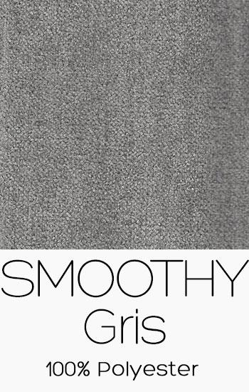 Tissu Smoothy Gris