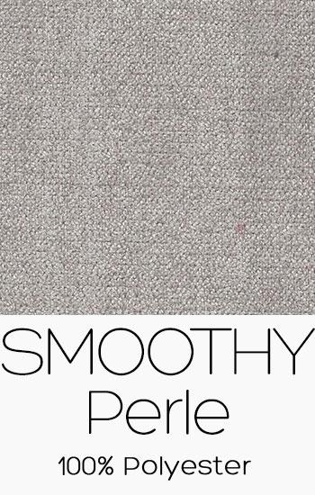 Tissu Smoothy Perle