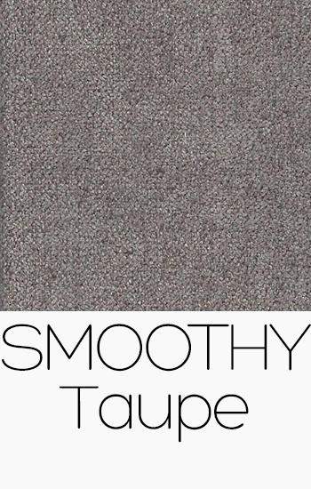 Tissu Smoothy Taupe