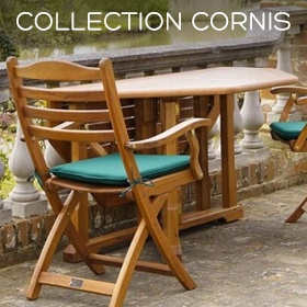 Collection Cornis de la gamme Timber, par Alexander Rose