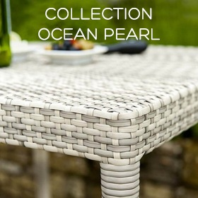Collection Ocean Pearl de la gamme Weave, par Alexander Rose