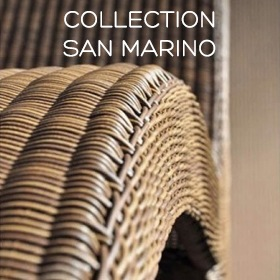 Collection San Marino de la gamme Weave, par Alexander Rose