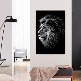 tableaux en noir et blanc photos murales toile
