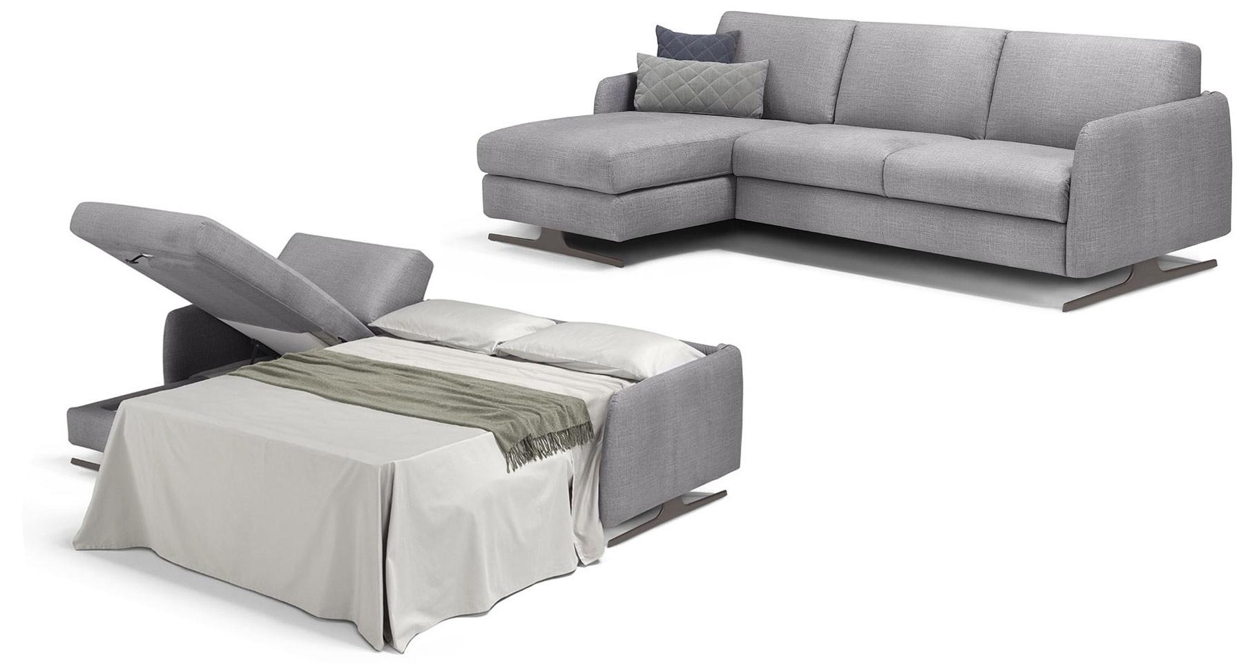 Canapé lit d'angle Adelaïde