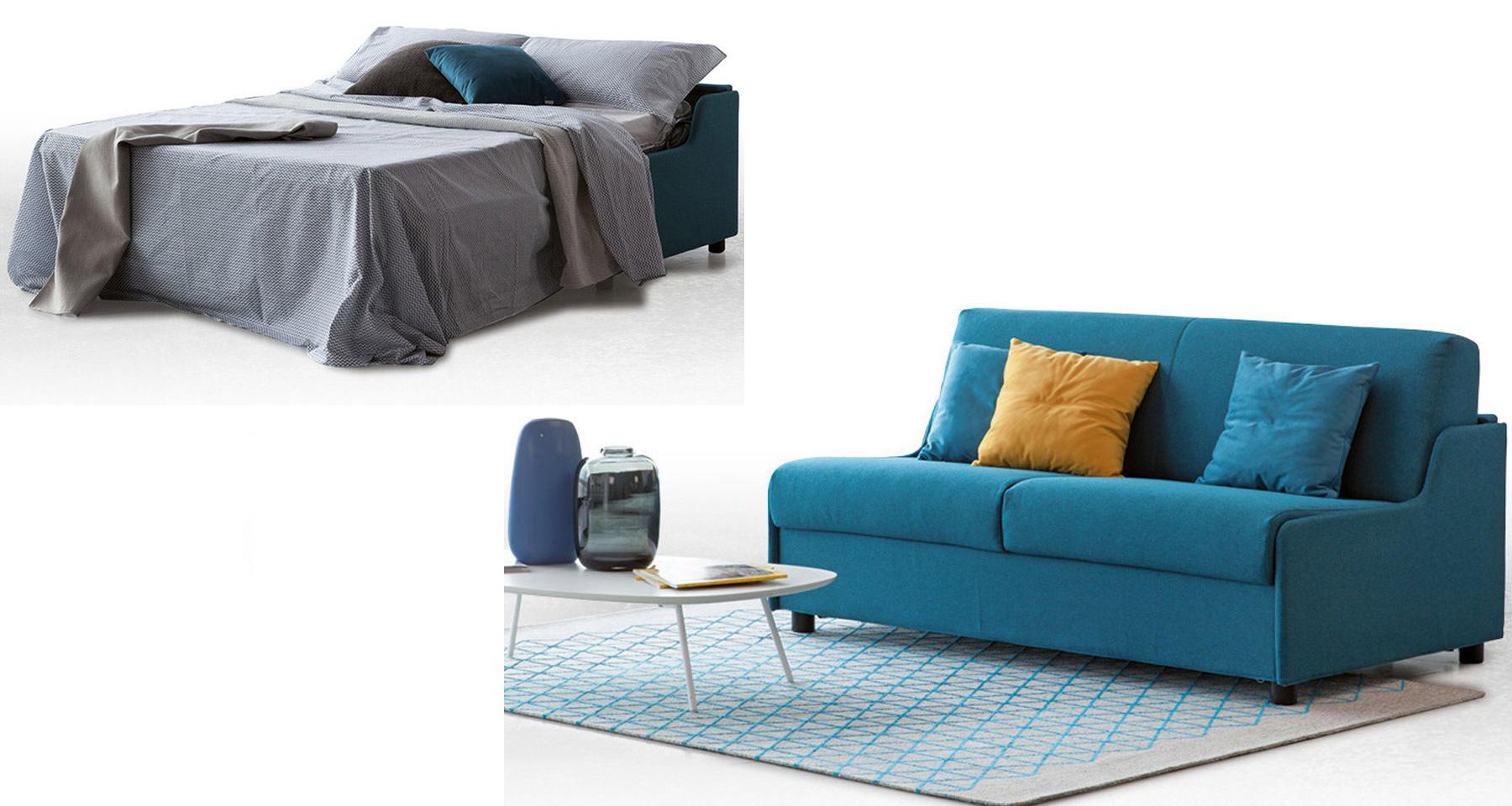 Canapé-lit Ristretto sans accoudoirs