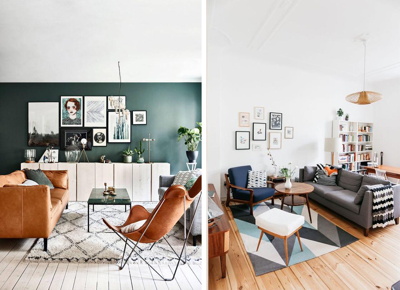 Aménager le salon de façon accueillante : disposer les meubles