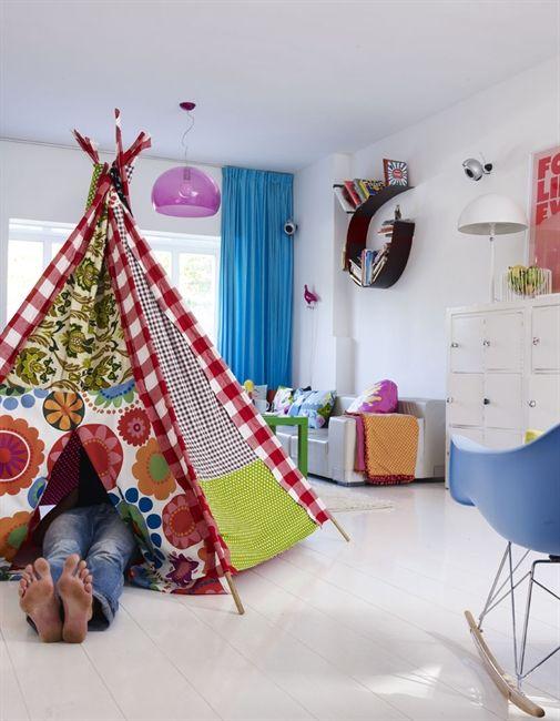 Maison joyeuse et vie heureuse : nos intérieurs retombent en enfance