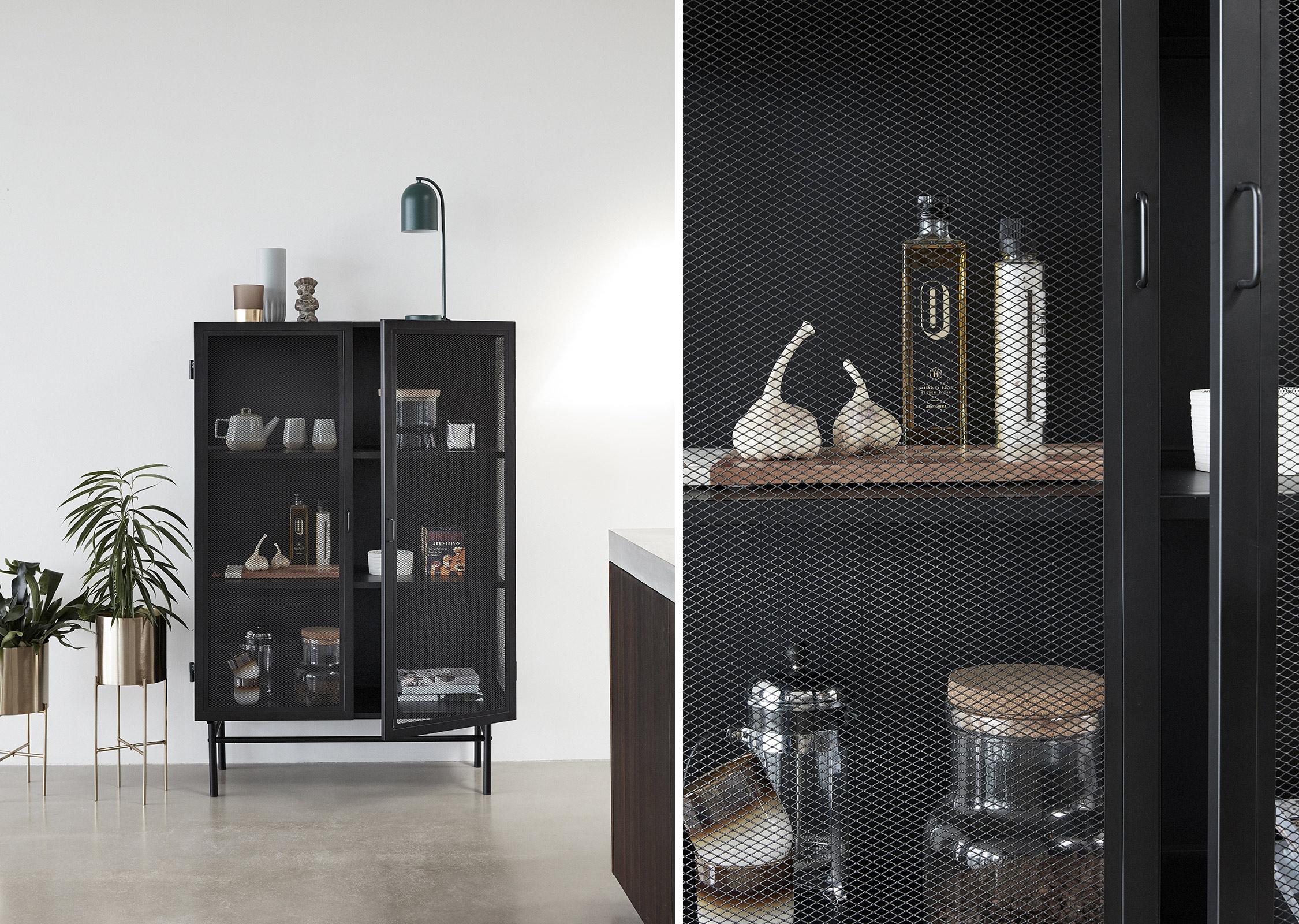 Vitrine Lars Hübsch Interior design danois