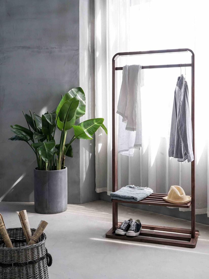 Décoration minimaliste et rangement