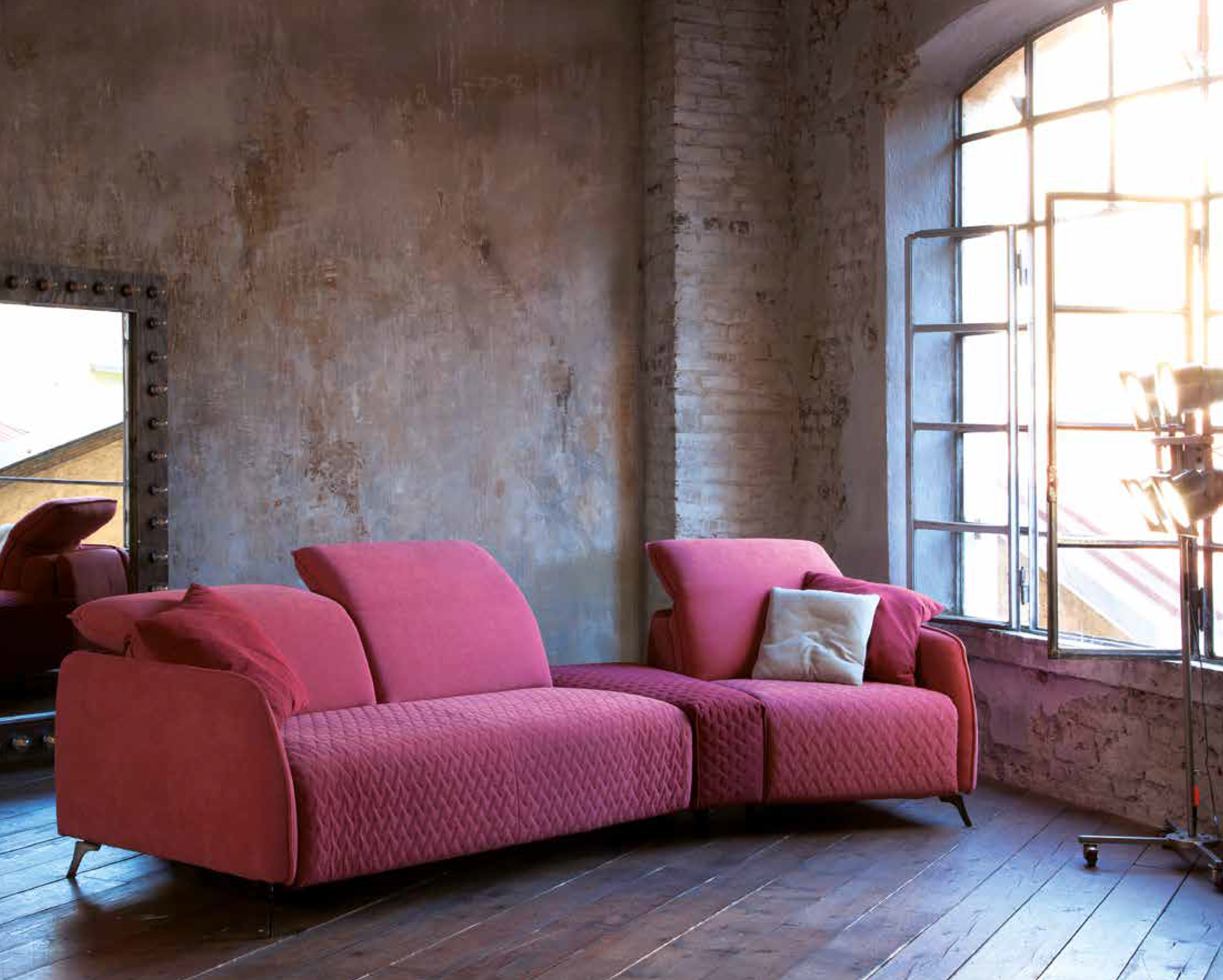 Canapé Muse de Confort Plus, style panoramique