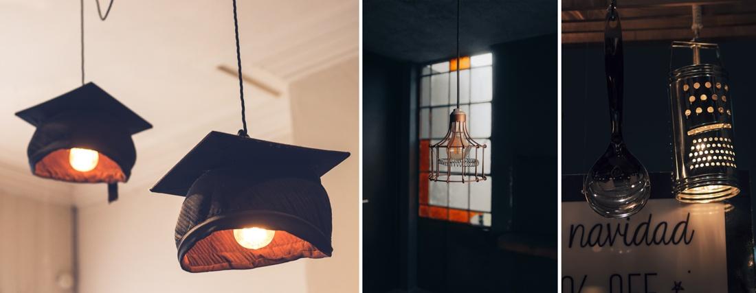 Lampe originale à fabriquer soi-même