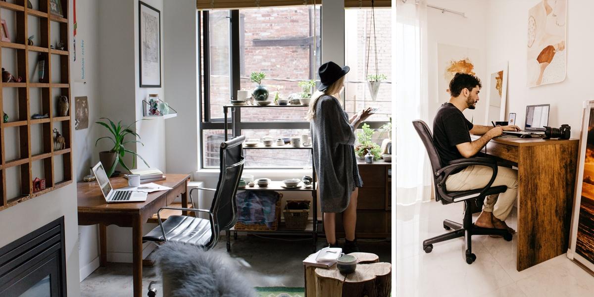 Siege de bureau confotable et ergonomique télétravail