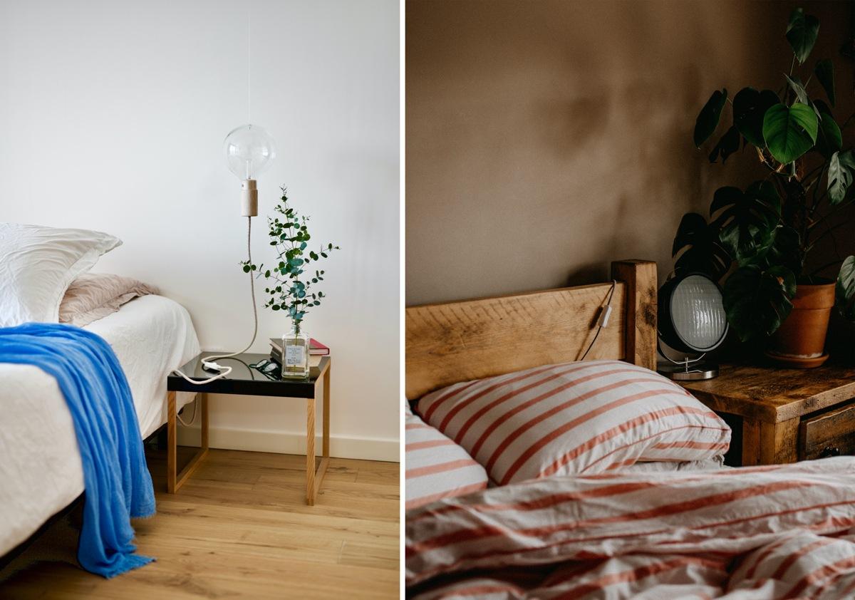 Lampes design pour décorer la table de chevet