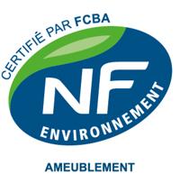 NF Environnement ameublement Afnor et FCBA