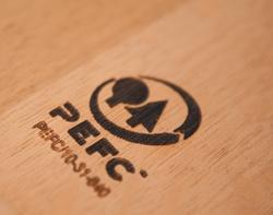 Label PEFC Gestion durable des forêts
