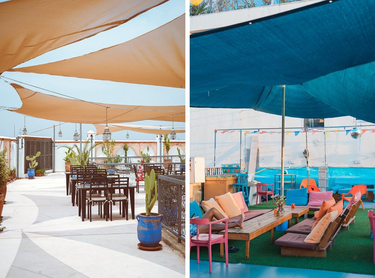 Canopée de voiles d'ombrage, tentures pour la terrasse