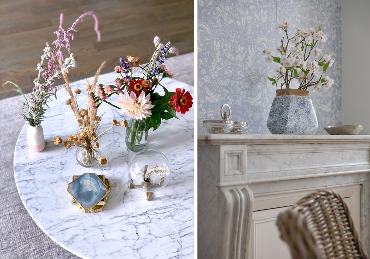 Marbre et entretien : comment nettoyer le marbre