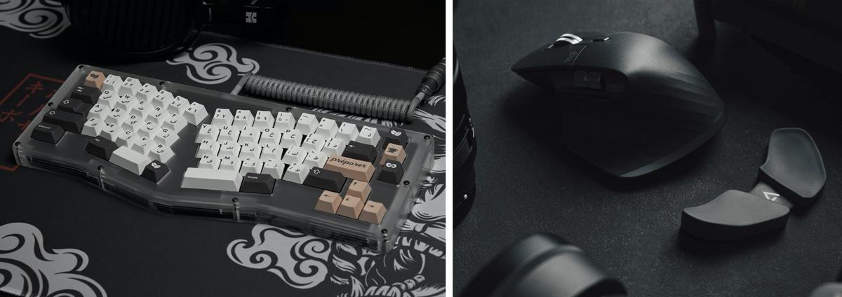Accessoires et matériel informatique ergonomique