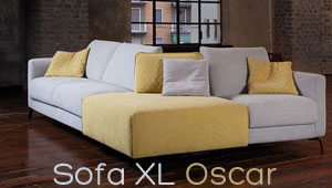 Sofa XL Oscar Confort Plus