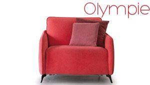 Fauteuil Olympie Confort Plus