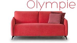 Canapé Olympie Confort Plus