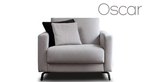 Fauteuil Oscar Confort Plus