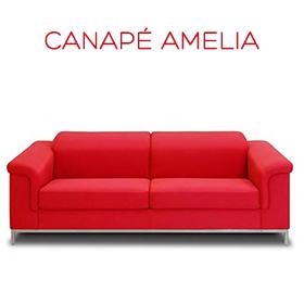 Canapé Amelia Luxury Confort Plus