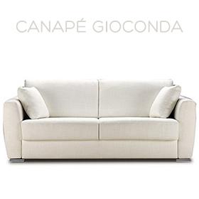 Canapé Gioconda Luxury Confort Plus
