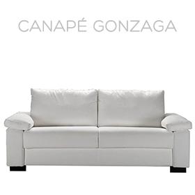Canapé Gonzaga Luxury Confort Plus