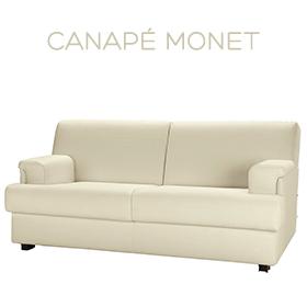 Canapé Monet Luxury Confort Plus