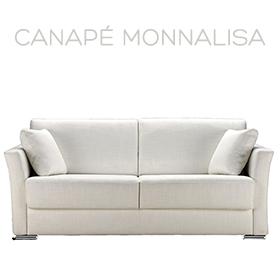 Canapé Monnalisa Luxury Confort Plus