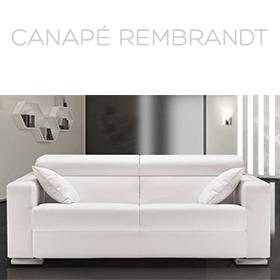 Canapé Rembrandt Luxury Confort Plus