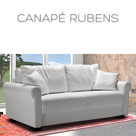 Canapé Rubens Luxury Confort Plus