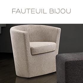 Fauteuil Bijou Luxury Confort Plus
