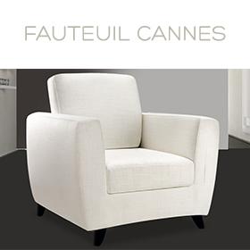 Fauteuil Cannes Luxury Confort Plus