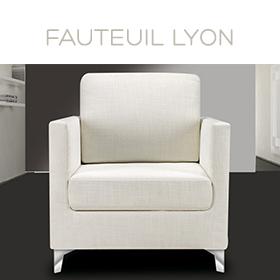 Fauteuil Lyon Luxury Confort Plus