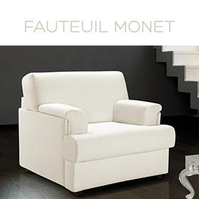 Fauteuil Monet Luxury Confort Plus