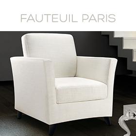 Fauteuil Paris Luxury Confort Plus