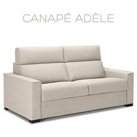 Canapé Adèle
