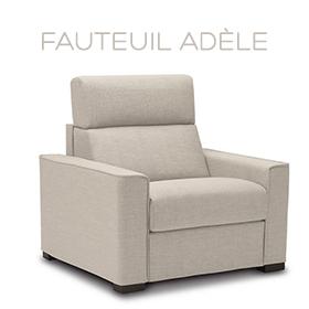 Fauteuil Adèle