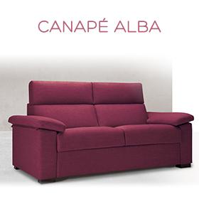 Canapé Alba