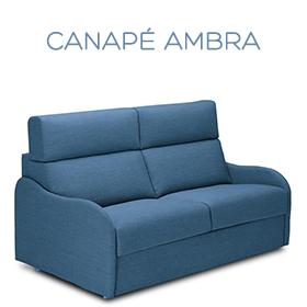 Canapé Ambra