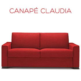 Canapé Claudia