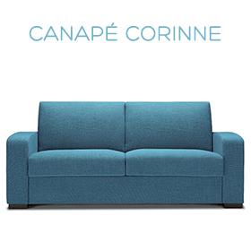 Canapé Corinne