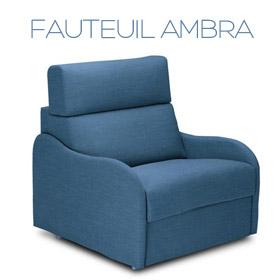 Fauteuil Ambra Confort Plus