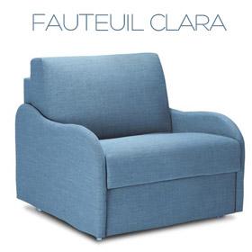 Fauteuil Clara Confort Plus