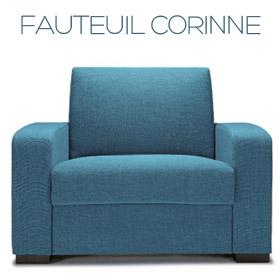 Fauteuil Corinne Confort Plus