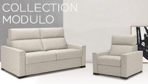 Collection MODULO Confort Plus