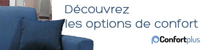 Options de confort Premium Confort Plus