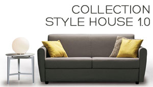 Collection STYLE HOUSE 1.0 Confort Plus